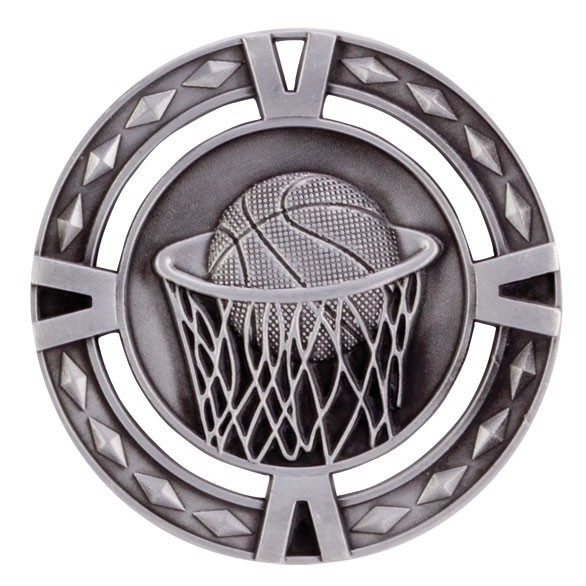V-Tech Series Medal - Basketball