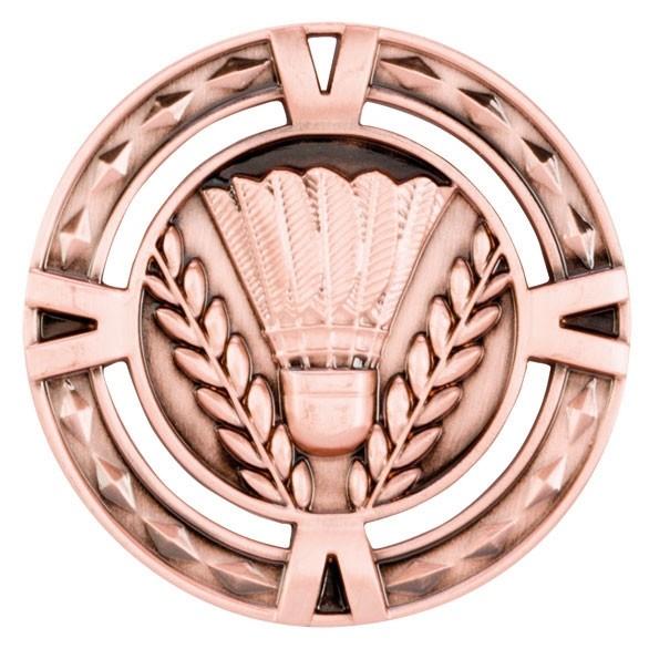 V-Tech Series Medal - Badminton