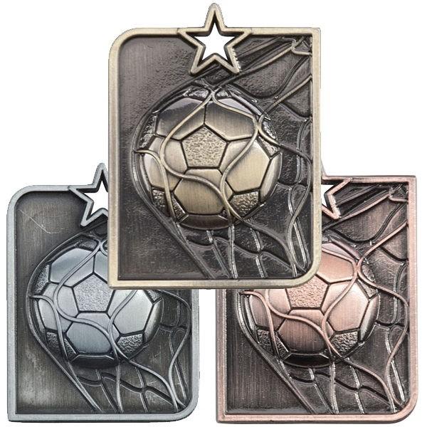 Centurion Star Series Football Medal