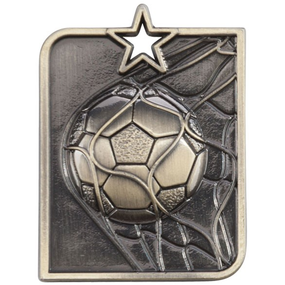 Centurion Star Series Football Medal