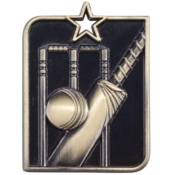 Centurion Star Series Cricket Medal