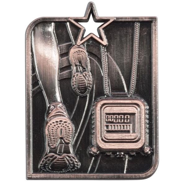 Centurion Star Series Running Medal