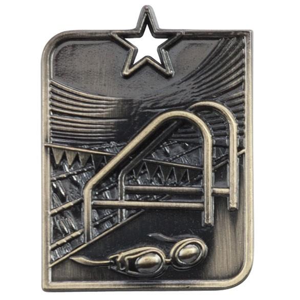 Centurion Star Series Swimming Medal