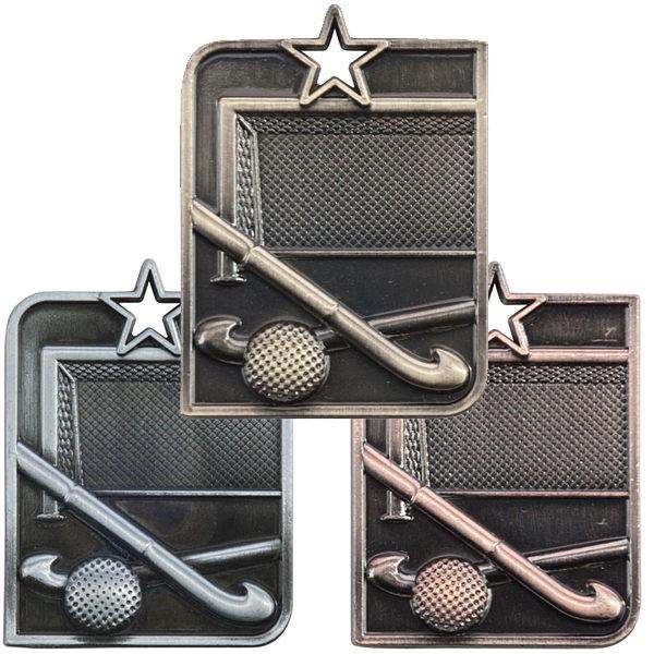 Centurion Star Series Hockey Medal