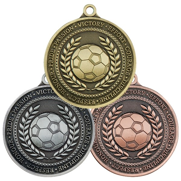 Olympia Football Medal