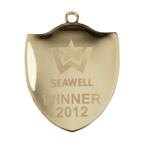 Prestige Shield Medal Series