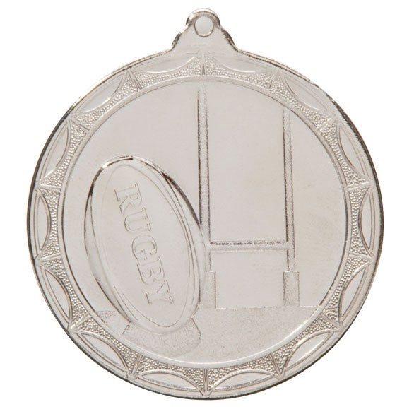 Cascade Rugby Medal