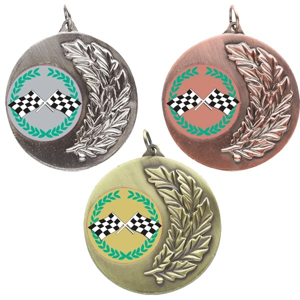 Motorsport Laurel Medals