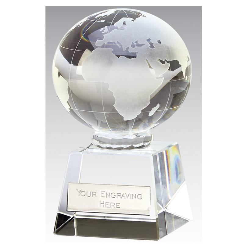 Globe Optical Trophy