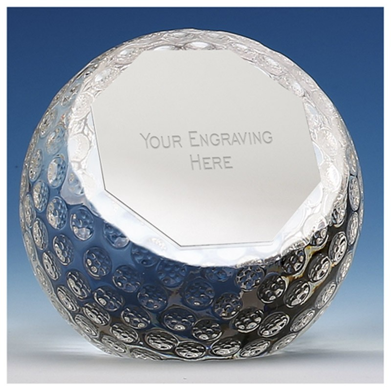 OrbGolf Paperweight