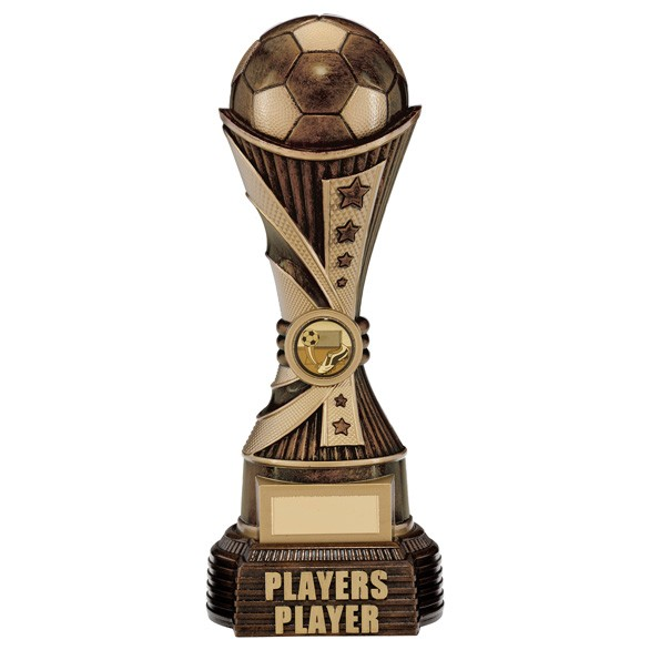 All Stars Players Player Award Antique Bronze & Gold