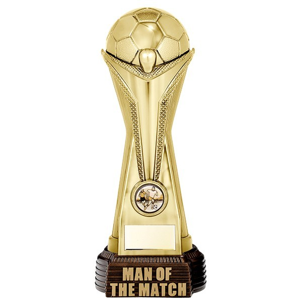 World Football Man Of The Match Gold