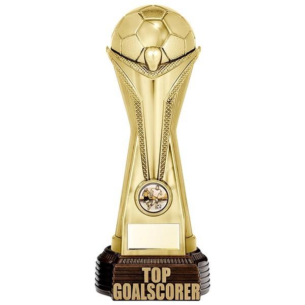 World Football Top Goalscorer Gold