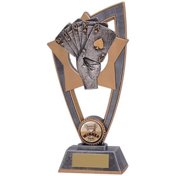 Star Blast Cards Poker Award