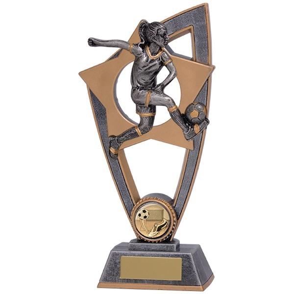 Star Blast Football Female Award
