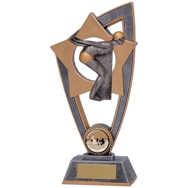 Star Blast Male Swimming Award