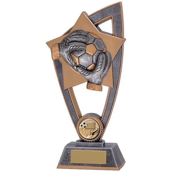 Star Blast Football Goalkeeper Award