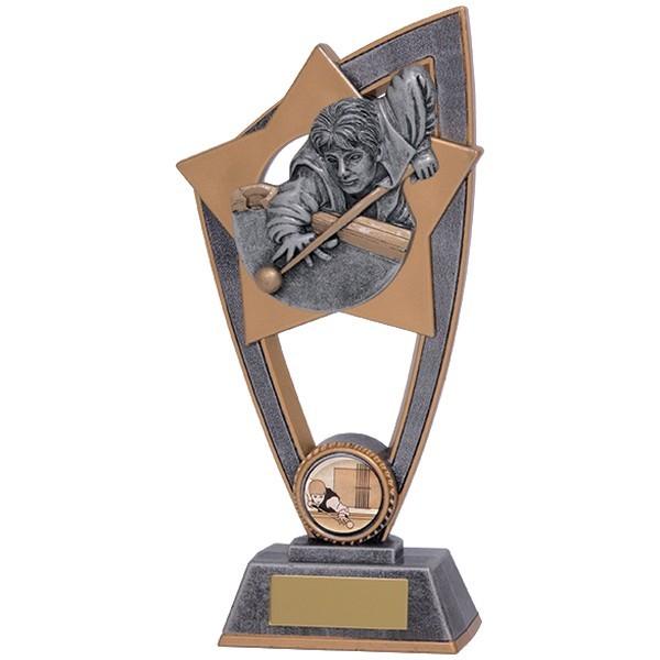 Star Blast Pool Snooker Award