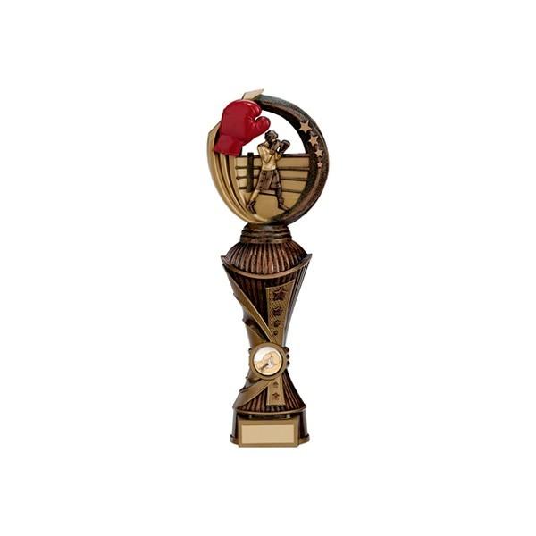 Renegade Boxing Heavyweight Award Antique Bronze & Gold