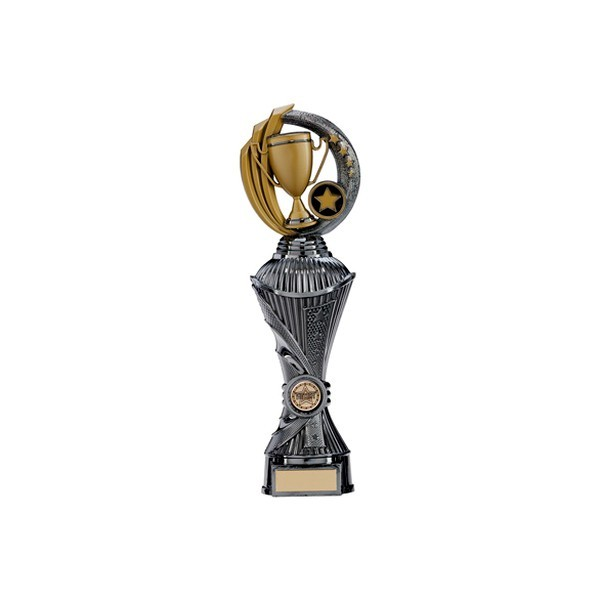 Renegade Achievement Heavyweight Award Gunmetal & Gold