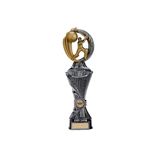 Renegade Cricket Heavyweight Award Gunmetal & Gold