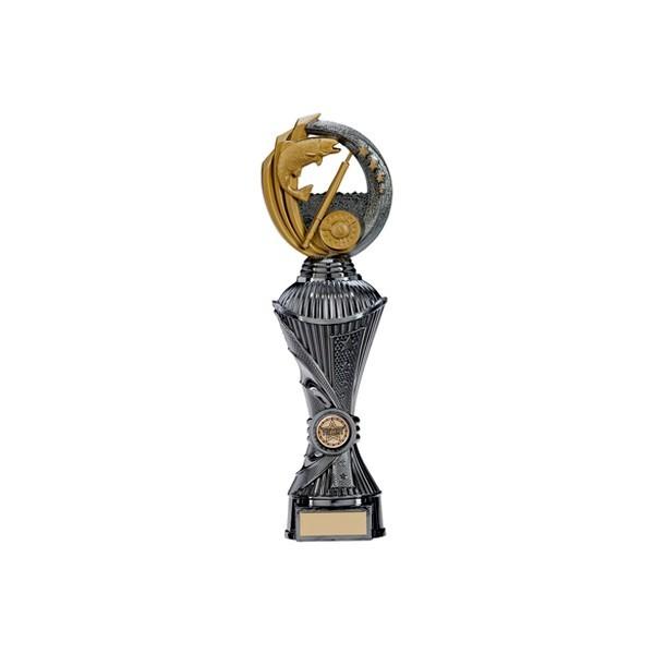 Renegade Fishing Heavyweight Award Gunmetal & Gold