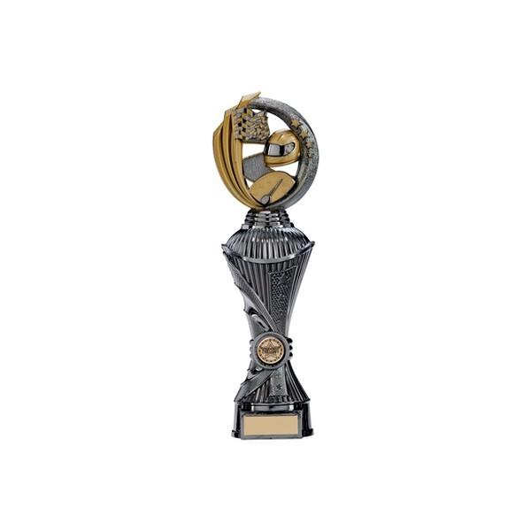 Renegade Motorsport Heavyweight Award Gunmetal & Gold