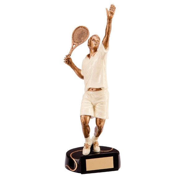 Motion Extreme Male Tennis Figure