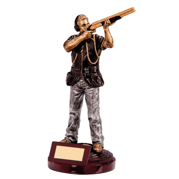 Motion Extreme Clay Pigeon Figure