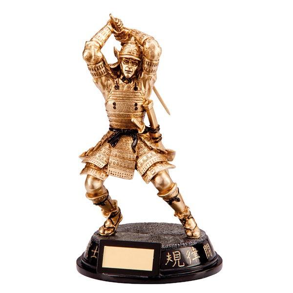 The Ultimate Samurai Warrior Figure