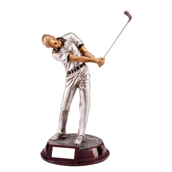 The Augusta Female Golf Figure