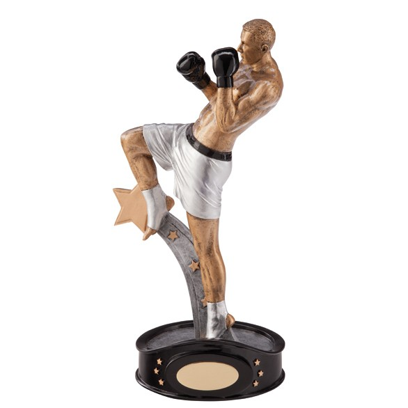 The Ultimate Kickboxer Figure