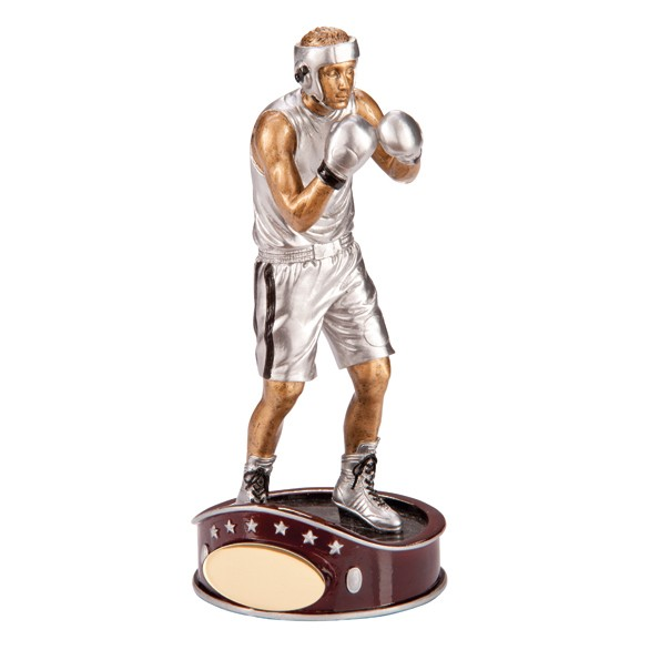 The Hurricane Boxing Figure