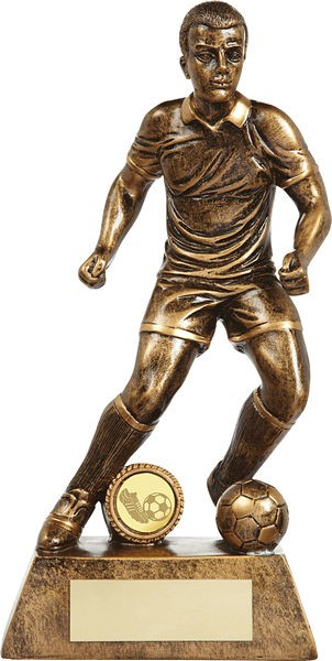 Bronze Footballer Trophy