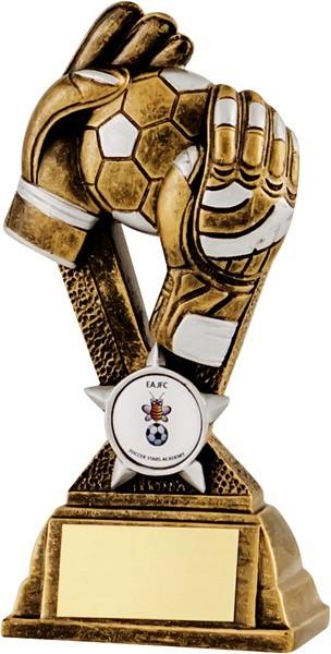 Bronze / Silver Goalkeeper Trophy