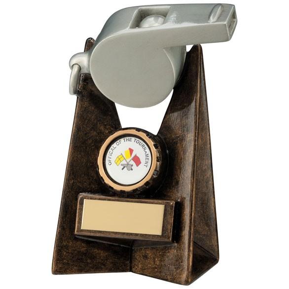 Tech-Whistle Officials Award