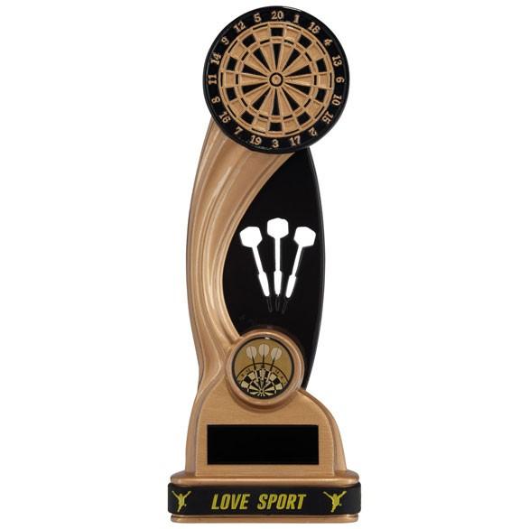 Shadow Blast Darts Award & TB