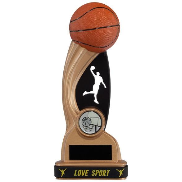 Shadow Blast Basketball Award & TB