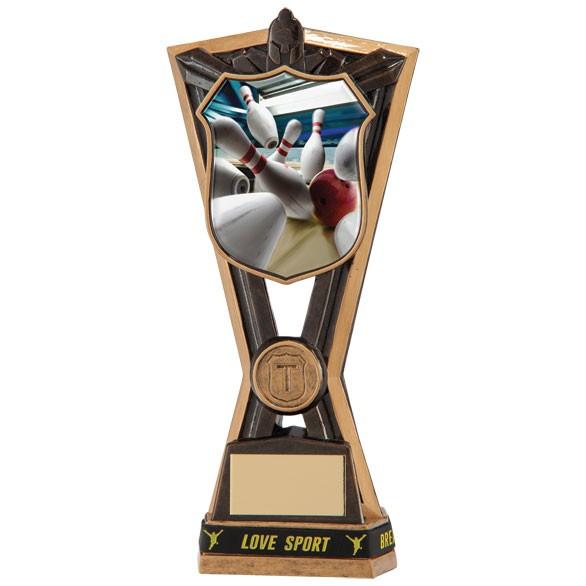 Titans Ten Pin Bowling Award & TB