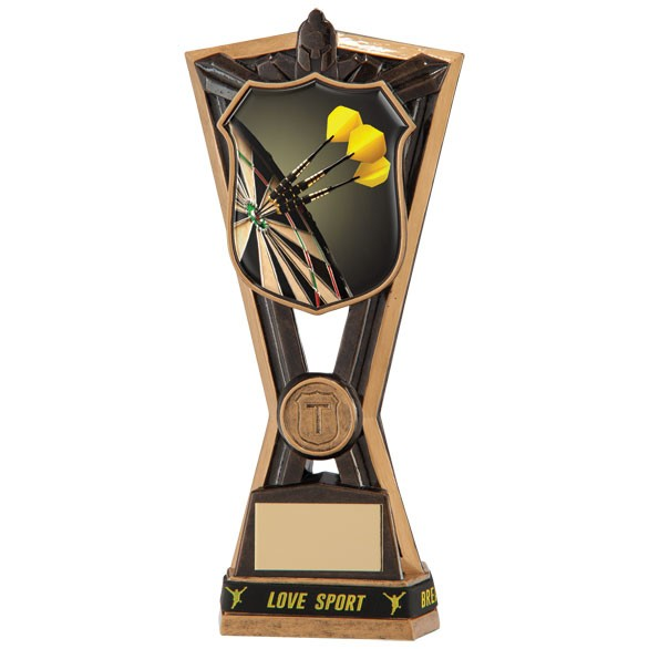 Titans Darts Award & TB