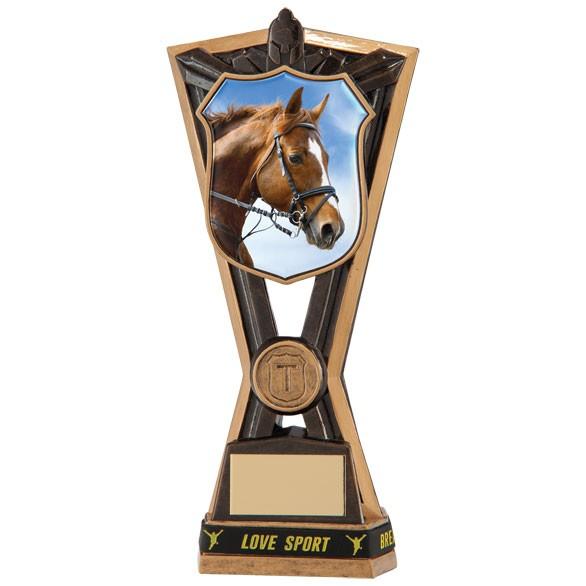 Titans Equestrian Award & TB