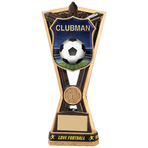Titans Football Clubman Award