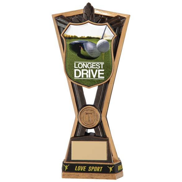 Titans Golf Longest Drive Award & TB