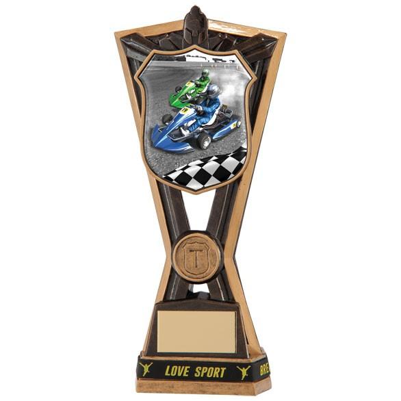 Titans Go Kart Award & TB