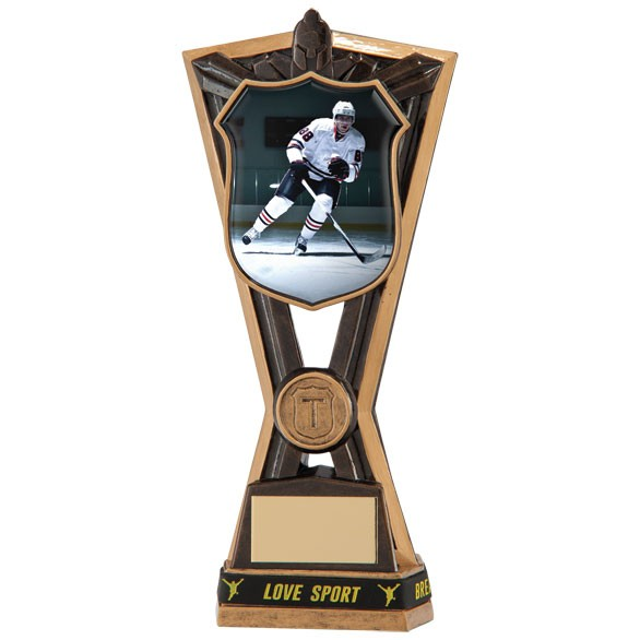 Titans Ice Hockey Award & TB