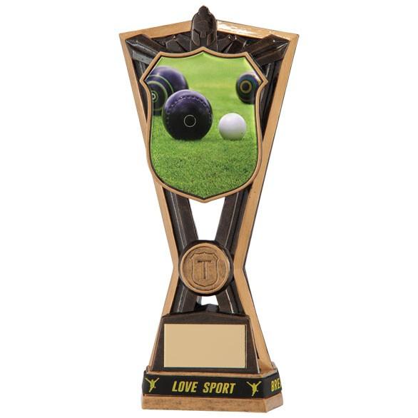 Titans Lawn Bowls Award & TB
