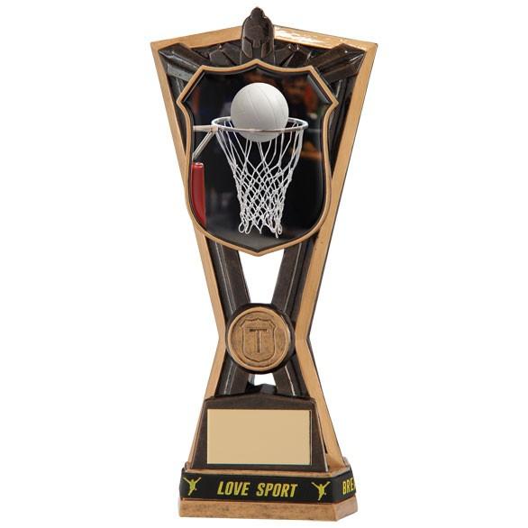 Titans Netball Award & TB