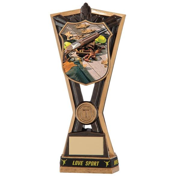 Titans Clay Pigeon Award & TB