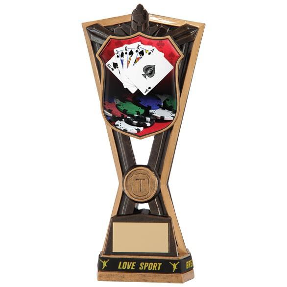 Titans Poker Award & TB