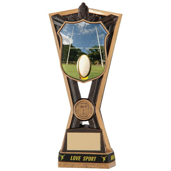 Titans Rugby Award & TB